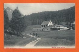 Meierei St. Moritz - Saint-Moritz - Animierte Postkarte - GR Grisons