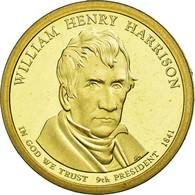 Monnaie, États-Unis, Dollar, 2009, U.S. Mint, William Henry Harrison, SPL - Emissioni Federali