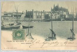 POSTAL 1902  BUZONES O BUQUE ?? - 1889-1931 Reino: Alfonso XIII