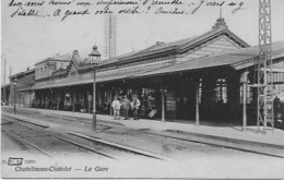 CHATELINEAU - CHATELET - GARE - STATION - Châtelet
