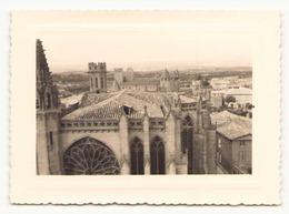 PHOTO DE CARCASSONNE 10 X 8 CM - Lieux