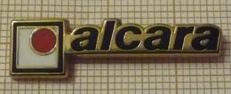 ALCARA LE FABRIQUANT DE PIN'S En Version ZAMAC - Marques