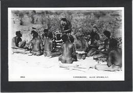 CPA Australie Australia Aborigène Non Circulé Carte Photo RPPC - Aborigènes