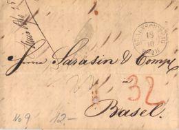 Braunschweig>Basel AKS 1846 - Deutschland