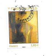 Série Artistique Frantisek Kupka 5206 Oblitéré 2018 - France