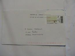 2719 Enveloppe Mon Timbre A Moi - France
