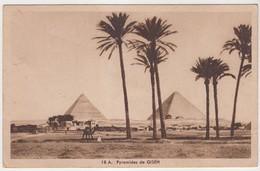 Pyramides De Giseh - Pyramids