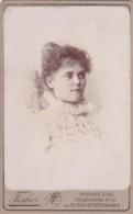 CDV PHOTO - PRETTY LADY. LONDON STUDIOS - Old (before 1900)