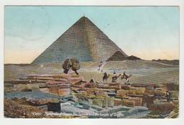 Cairo Pyramide Cheops The Sphinx - Pyramids