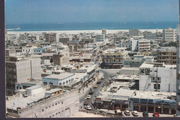 United Arab Emirates PPC View Of Deira DUBAI 1977 GLOSTRUP Denmark (2 Scans) - United Arab Emirates