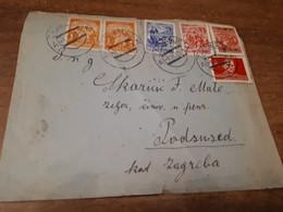 Old Letter - Yugoslavia - Autres