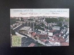 Luxembourg - Prise De La Route De Treves - Troisvièrges