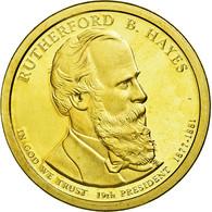 Monnaie, États-Unis, Dollar, 2011, U.S. Mint, Rutherford B. Hayes, SPL - Emissioni Federali