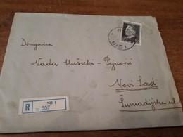 Old Letter - Yugoslavia - Sonstige