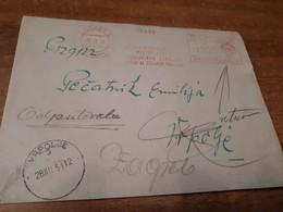 Old Letter - Yugoslavia - Altri