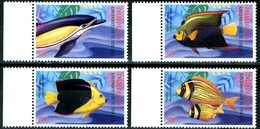 PALM ISLAND 2003** - Pesci / Fish - 4 Val. MNH, Come Da Scansione. - Pesci