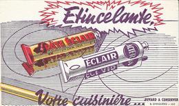 Buvard - Etincelante Pâte Eclair - Produits Ménagers