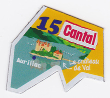 Magnet Le Gaulois - Cantal 15 - Magnets
