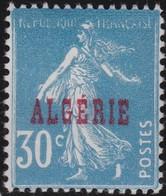 Algérie     .  Yvert   17     .      *   .  Neuf Avec Charniere  .   /   .   Mint Hinged - Algeria (1924-1962)
