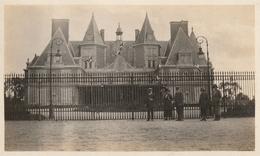 Photo 110 Mm X 66 Mm - 1924 - Randan 63 - Vue Sur Le Château - Scan R/V - - Lieux