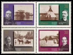 Canada (Scott No.1240a - Photographes / Photographers) (**) - 1952-.... Règne D'Elizabeth II