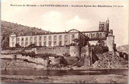 43 LA VOUTE-CHILHAC - Ancienne église Des Bénédictins - Autres Communes
