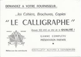 """""""LE CALLIGRAPHE"""" - Stationeries (flat Articles)"""