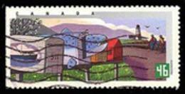 Canada (Scott No.1849 - Boites A Male Rurale / Rural Mailboxes) (o) - 1952-.... Règne D'Elizabeth II