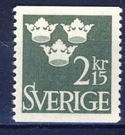 +Sweden 1962. Michel 494. MNH(**) - Suède