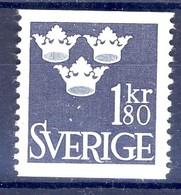 +Sweden 1967. Michel 570. MNH(**) - Suède