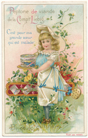 Chromo LIEBIG - Brigade Culinaire, Potage Jeannette - Parfait état - Liebig