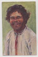 4492 Poland An Old Man With No Teeth Lwow Edition - Polen