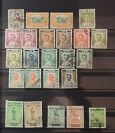 Thailand Selection 1942 To 1960 - Tailandia