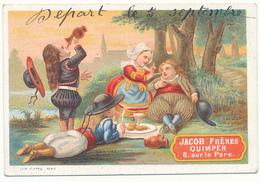 JACOB Frères, De QUIMPER - Vètements Et Costumes Bretons - Autres