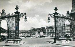 54 - NANCY - Les Grilles De Jean Lamour De La Place Stanislas - Nancy