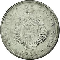 Monnaie, Costa Rica, Colon, 1982, TTB, Stainless Steel, KM:210.1 - Costa Rica