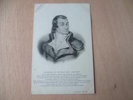 HISTOIRE DE FRANCE  FOUQUIER DE TINVILLE - Historical Famous People