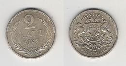 Lettland  2 Lati 1925 - Lettonie