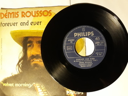 Demis Roussos  -  Forever And Ever.  Philips  6009 331 - Disco, Pop