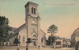 76 Le  Havre Bléville. Place De L'Eglise - Autres