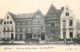 Malines - Quai Des Avoines - Malines