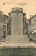 DESTOCKAGE - Gembloux - Monuments Des Combattants Et Des Déportés - Gembloux
