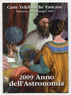 Vaticano - 2009 - Urmet - Folder Anno Dell'Astronomia - Emissione 29 Maggio 2009 - Vedi Foto - (FDC13427) - Vaticano
