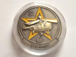 Medalla Guerra De Korea. 1950-1953. Estados Unidos De América. US Army. Helicóptero - Sin Clasificación