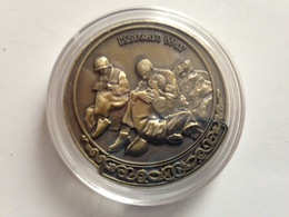 Medalla Guerra De Korea. 1950-1953. Estados Unidos De América. US Army - Estados Unidos