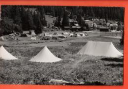 EBJ-14 Champex Le Camping.  Darbellay. Non Circulé. Voir Scan Du Dos - VS Valais