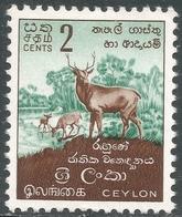 Ceylon. 1958-62 Definitives. Redrawn Inscriptions, 2c MH. SG 448 - Sri Lanka (Ceylon) (1948-...)