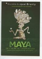 MAYA De L'aube Au Crépuscule - Guatemala - Mosaïque De Coquillages Musée Quai Branly 2011 - Guatemala