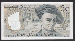 50 Francs Quentin De La Tour De 1988 - Fay 67/14 En Pr/Neuf - 1962-1997 ''Francs''