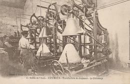 ESPERAZA - N° 4 - MANUFACTURE DE CHAPEAUX - LE SIMOSSAGE - France
